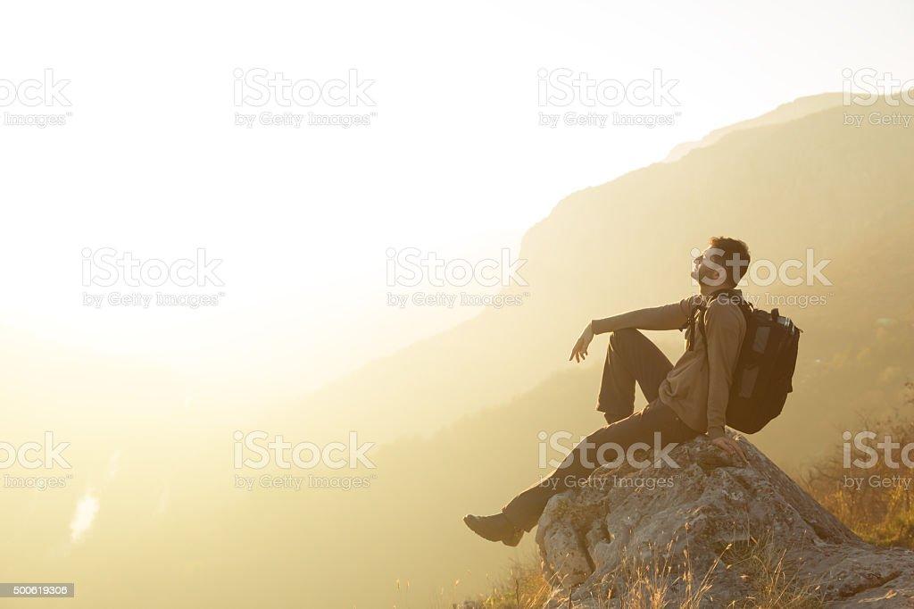 Mountain - Rough Sort Of Beauty stock photo