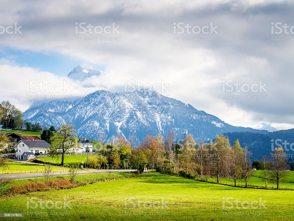 Mountain Sauling stock photo