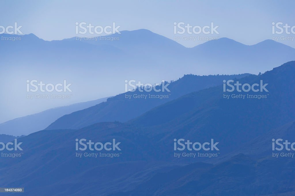 Mountain Top Experience (P) stock photo