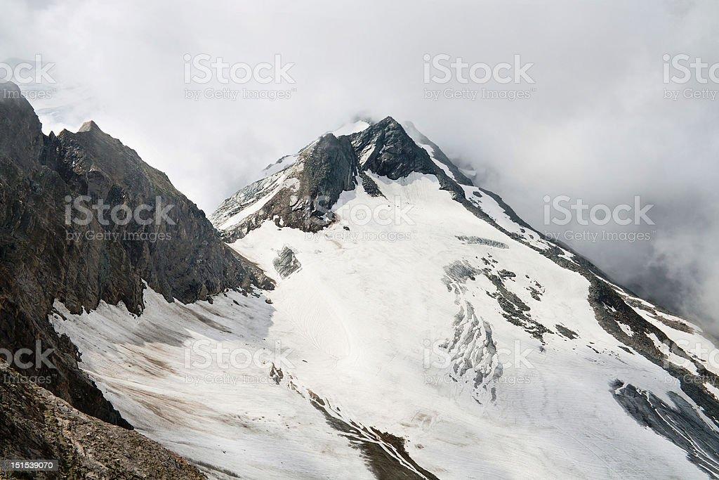 Mountain Top royalty-free stock photo