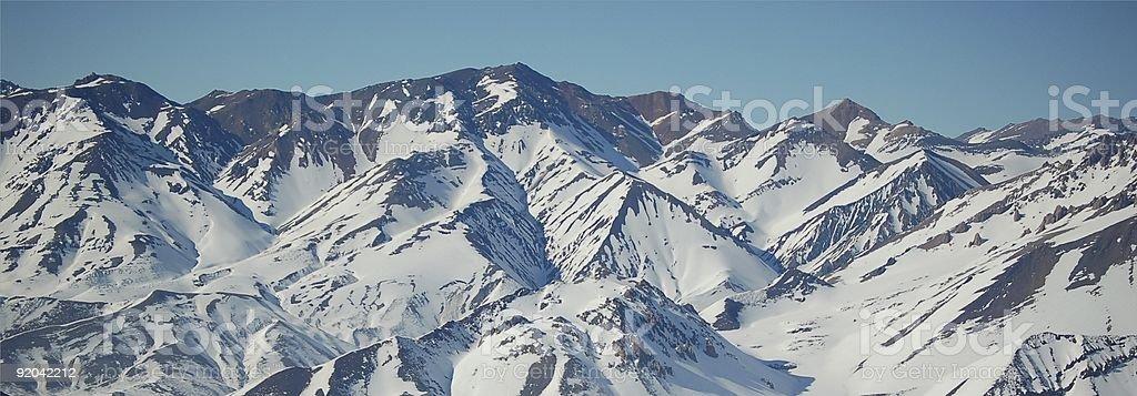 Mountain Top zbiór zdjęć royalty-free