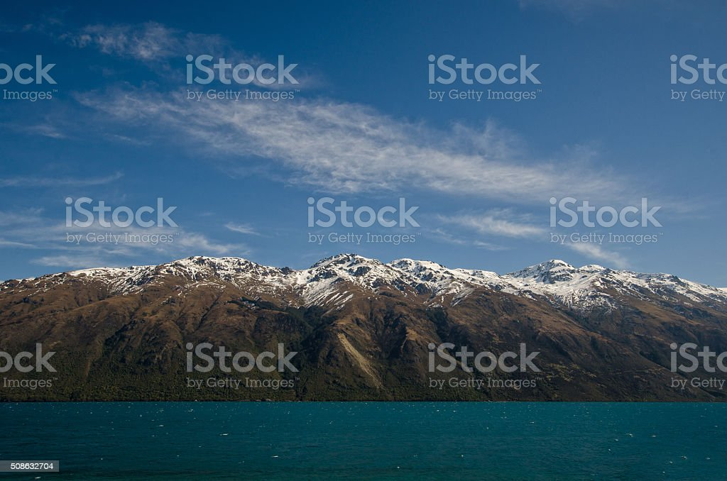 Mountain View stock photo