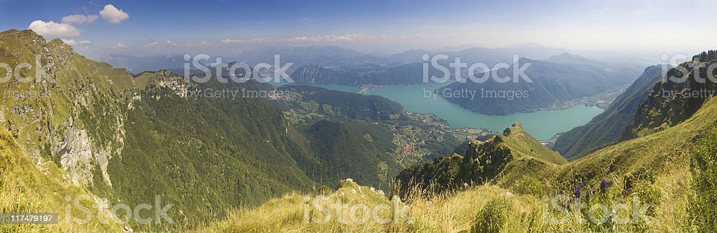 Mountain views. royalty-free stock photo