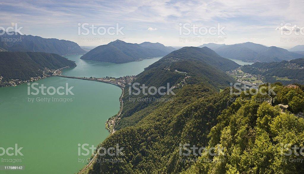 Mountain views. royalty-free stock photo
