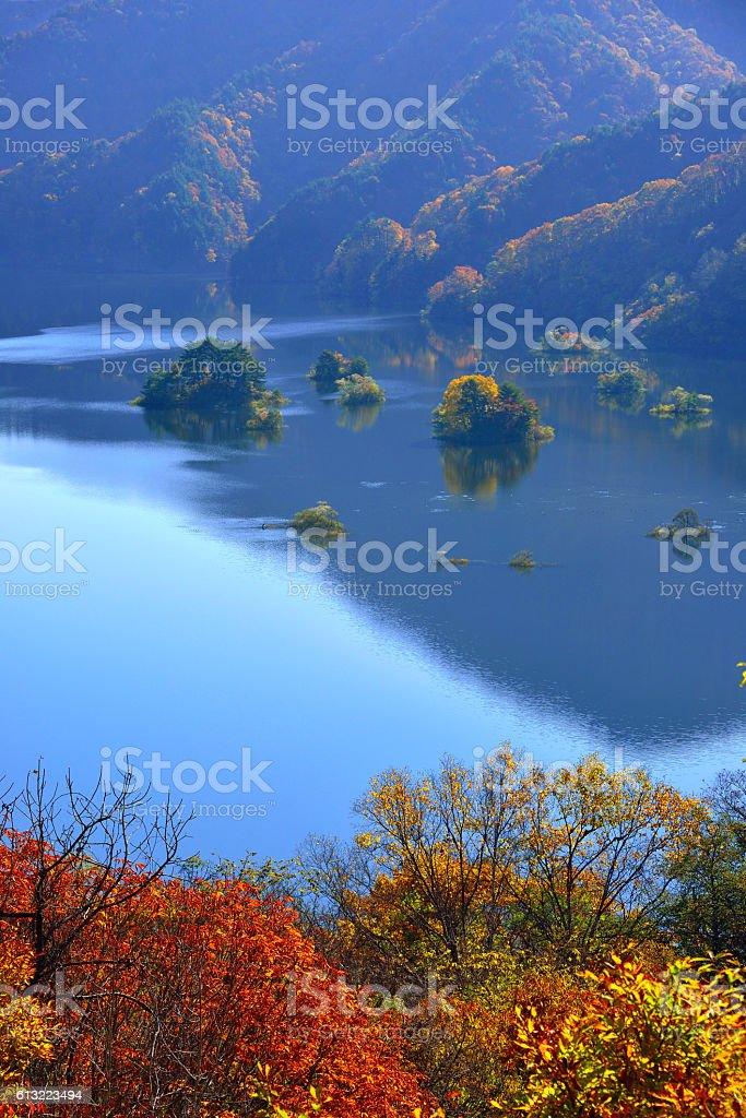 Mountain Vista stock photo