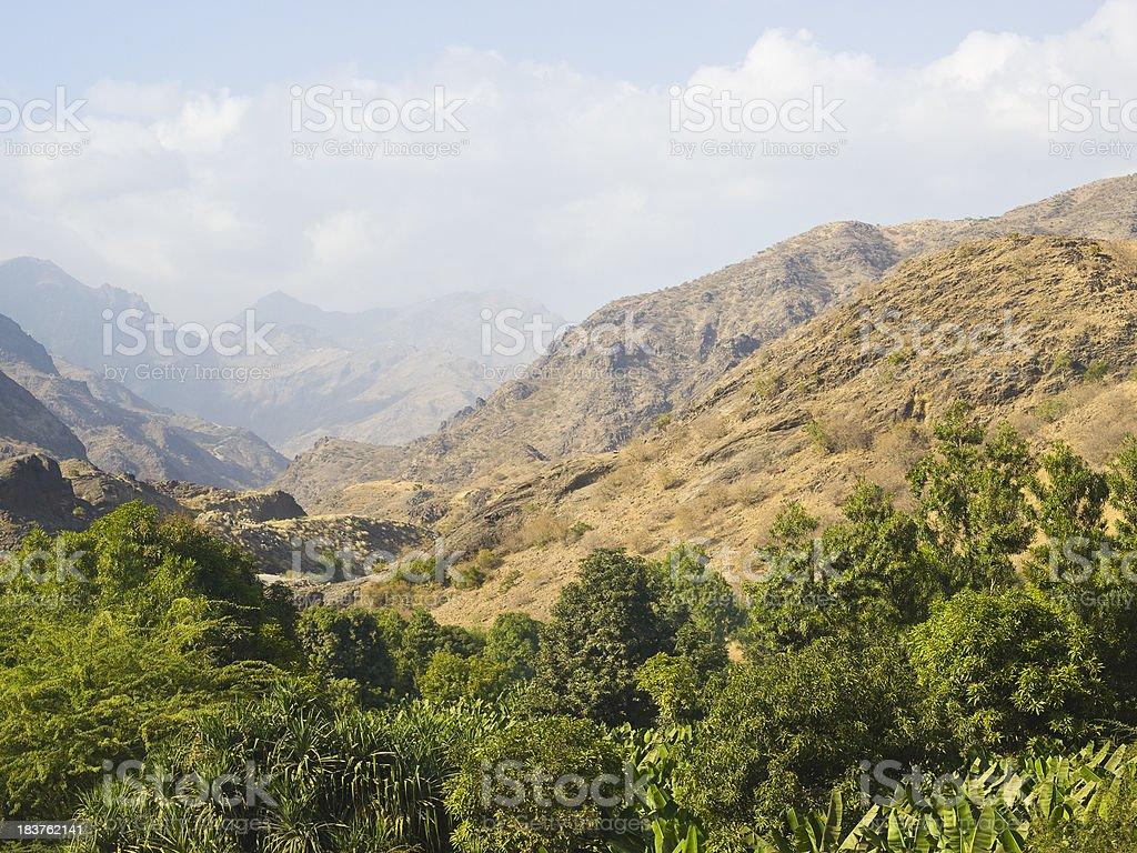 Mountains Countryside royalty-free stock photo