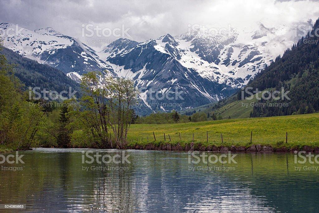 mountains, Italy stock photo