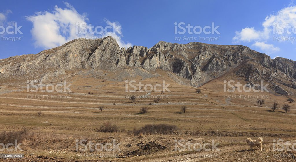 Mountains Majesty royalty-free stock photo