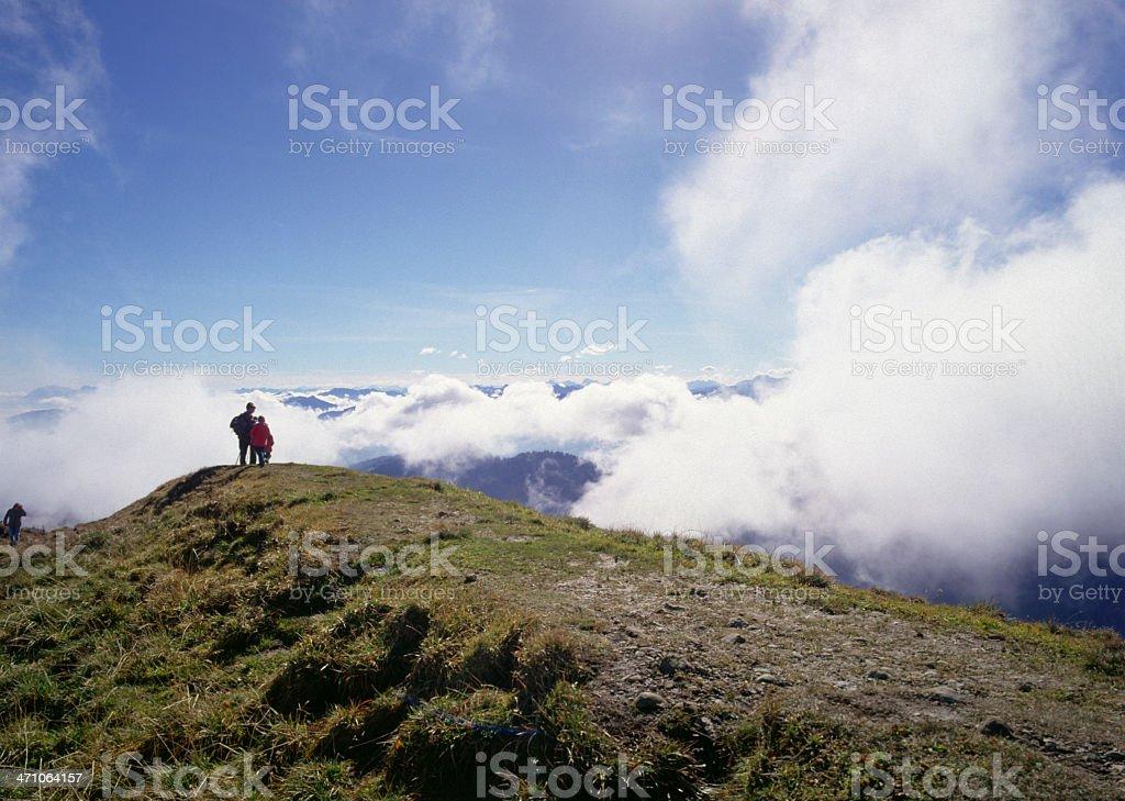 Mountains (image size XXL) royalty-free stock photo
