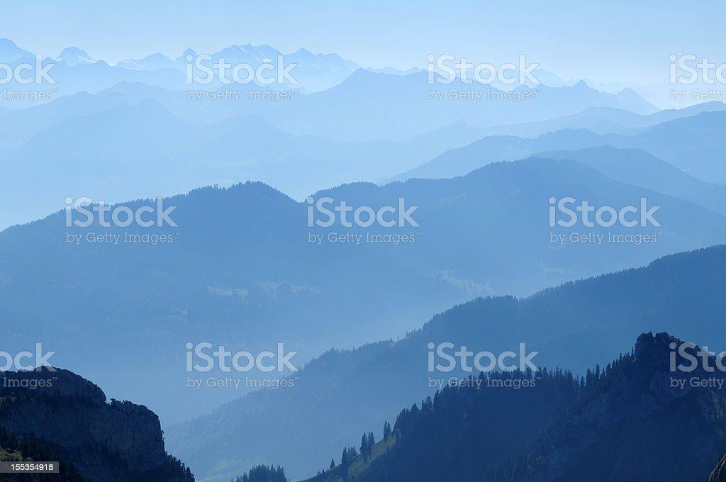 Mountains Range - XLarge stock photo