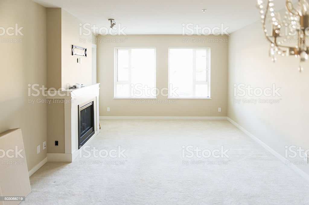 Move In Today stock photo