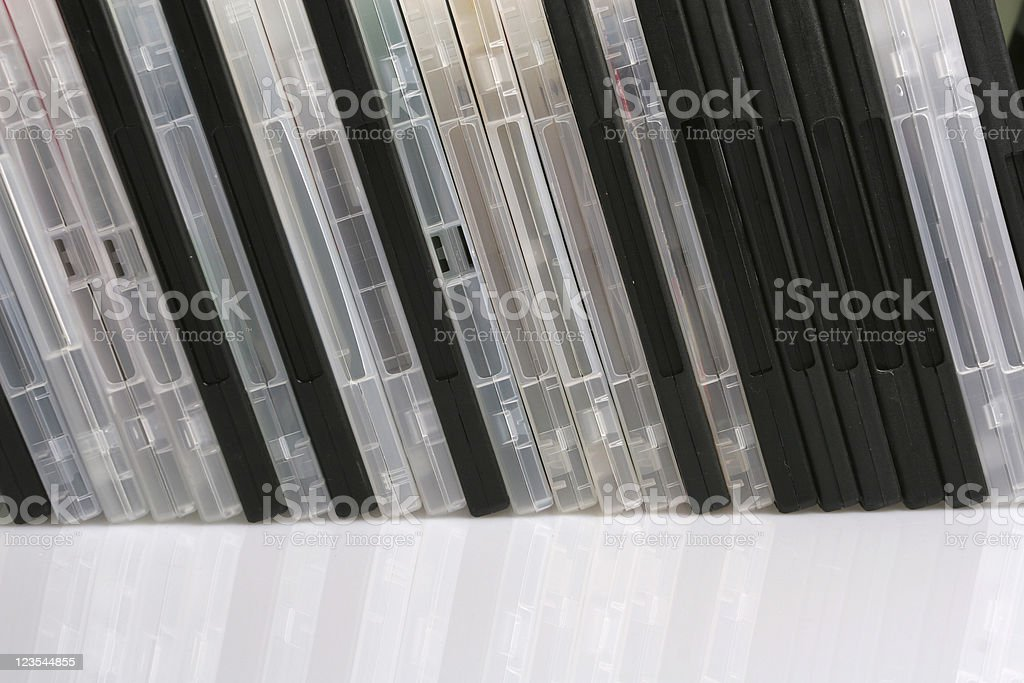 Movie lover royalty-free stock photo