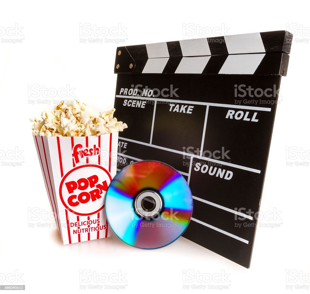 Movie stock photo