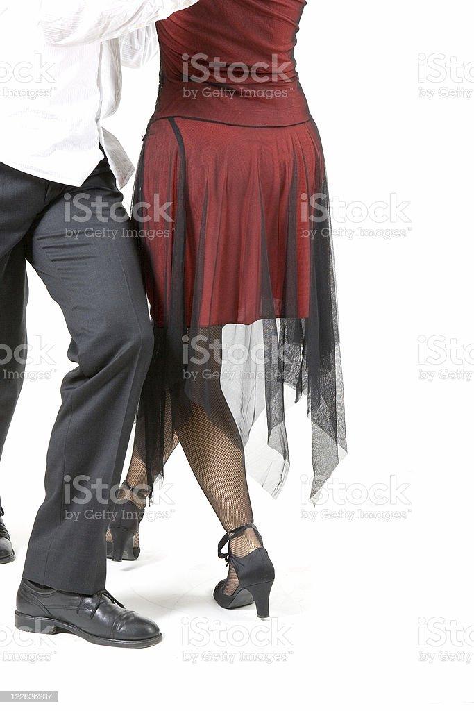 moving couple royalty-free stock photo