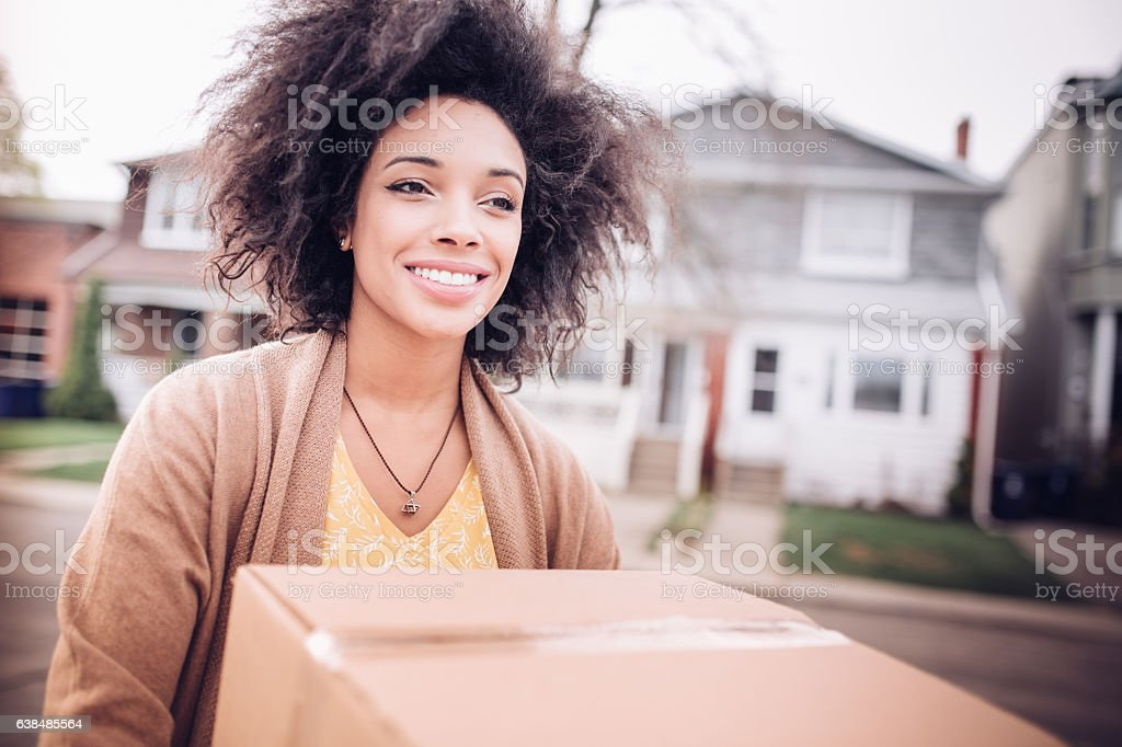 Moving faster and less stressed stock photo