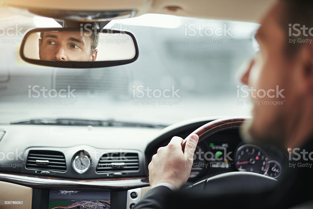 Moving forward in life stock photo