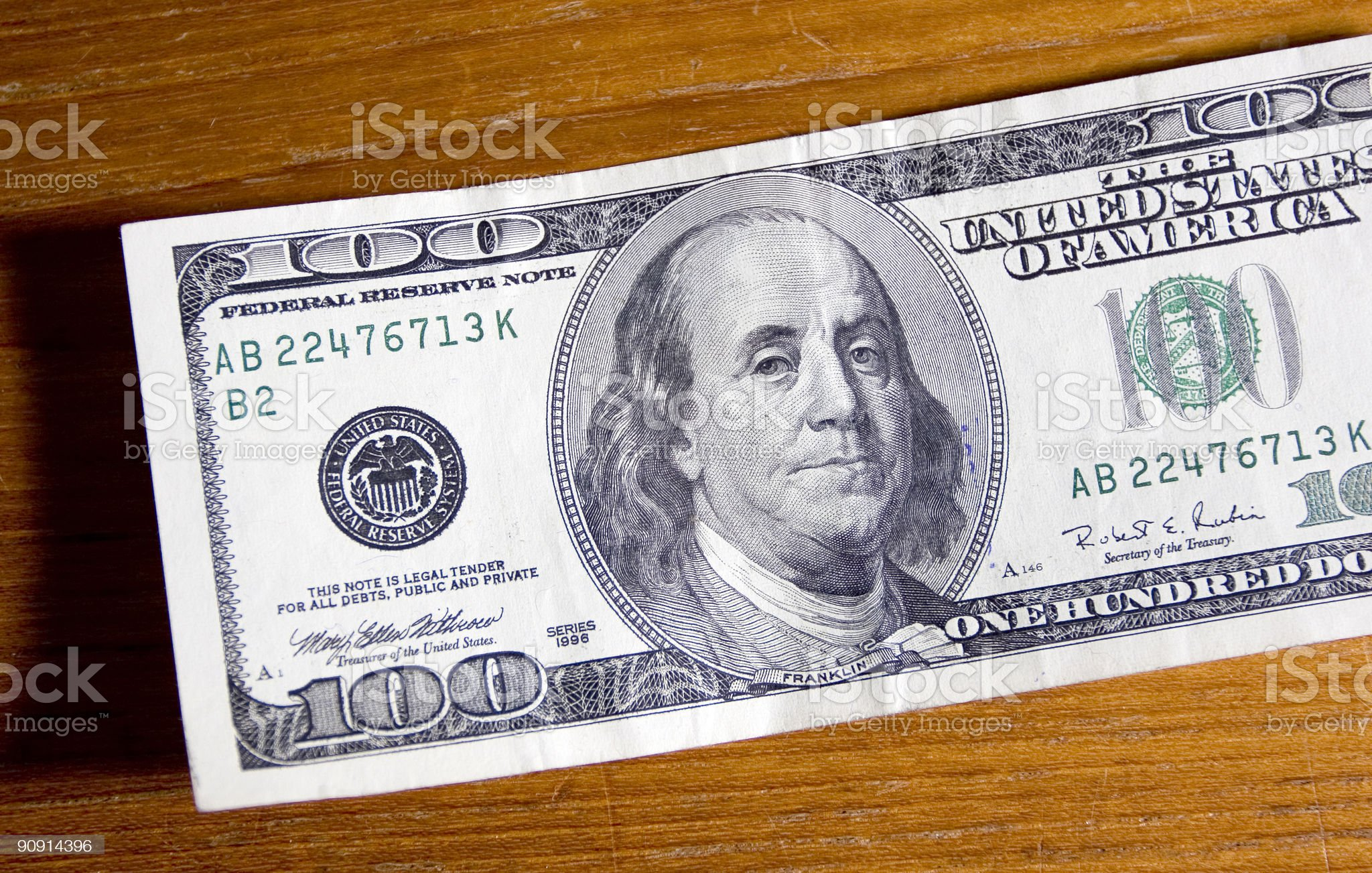 Mr. Franklin royalty-free stock photo
