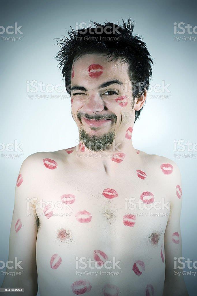 Mr. Love royalty-free stock photo