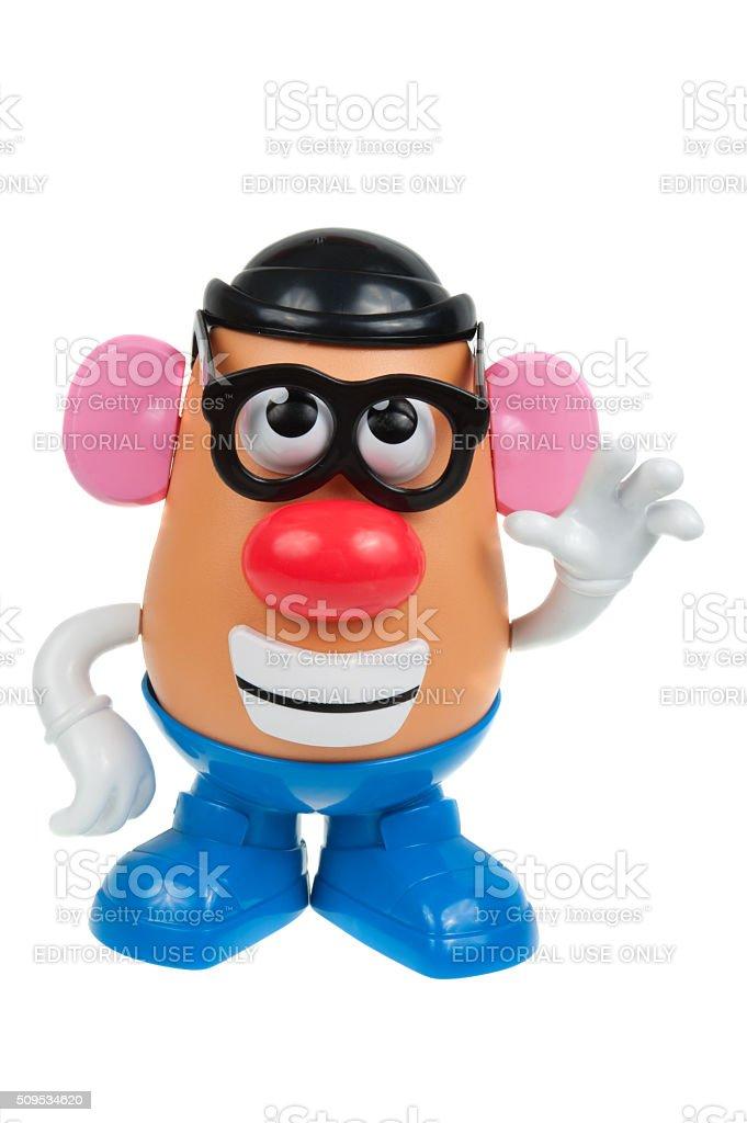 Mr Potato Head stock photo