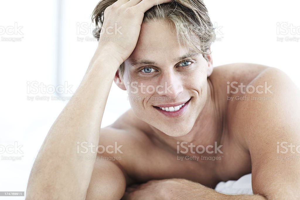 Mr right royalty-free stock photo