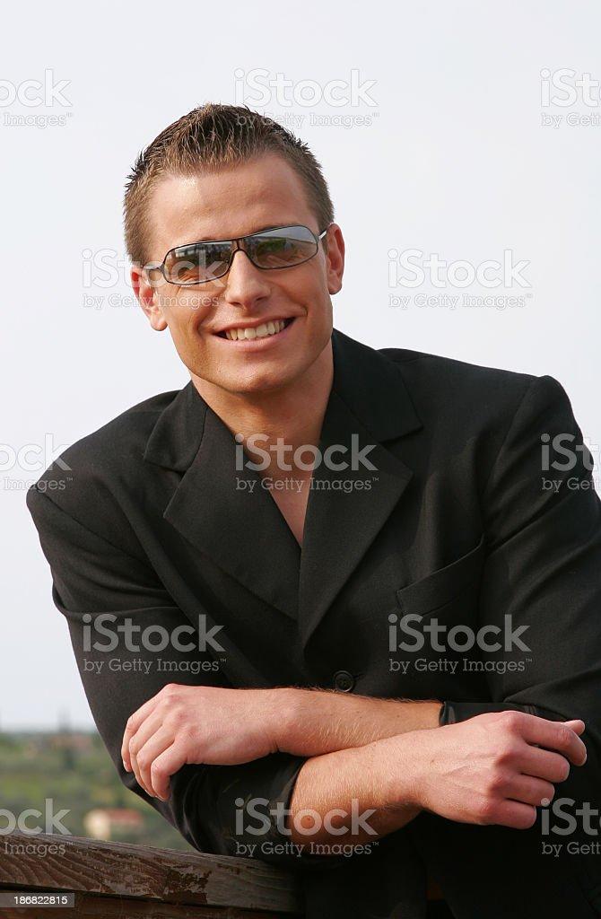 Mr. Robert royalty-free stock photo
