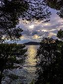 Mrkan Island from Sustjepan Peninsula_Cavtat_Croatia