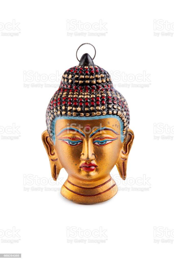 Máscara Buda,  figura religiosa stock photo
