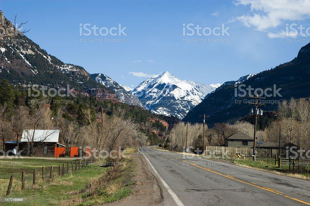 Mt. Abrams stock photo