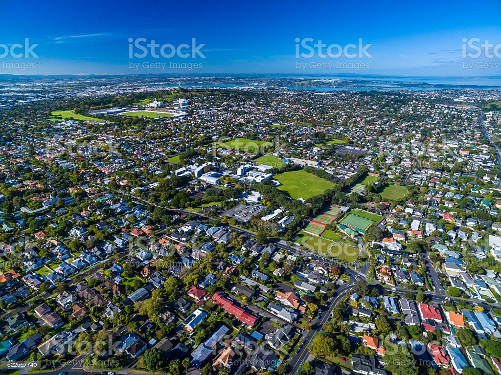 Mt. Eden stock photo