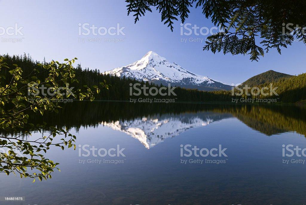 Mt Hood, Oregon stock photo