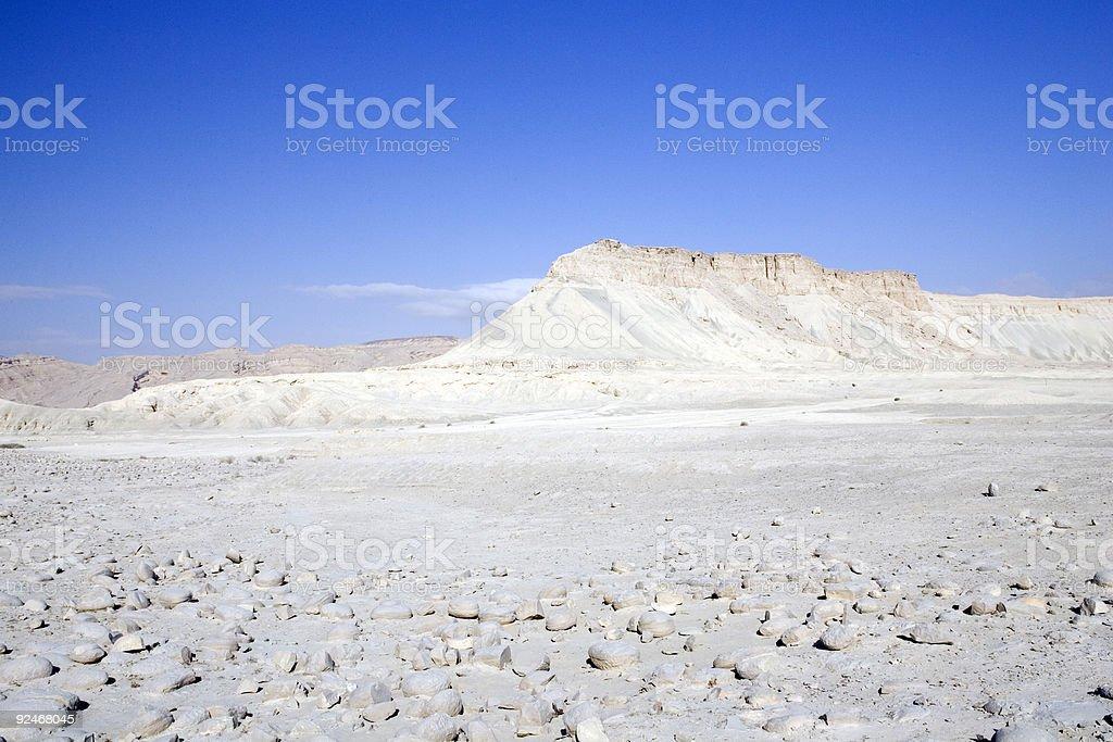 Mt. Hor stock photo