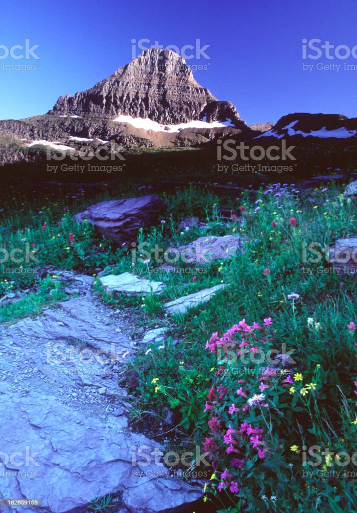 Mt. Jackson royalty-free stock photo