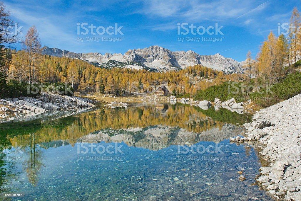Mt. Lepo spicje stock photo