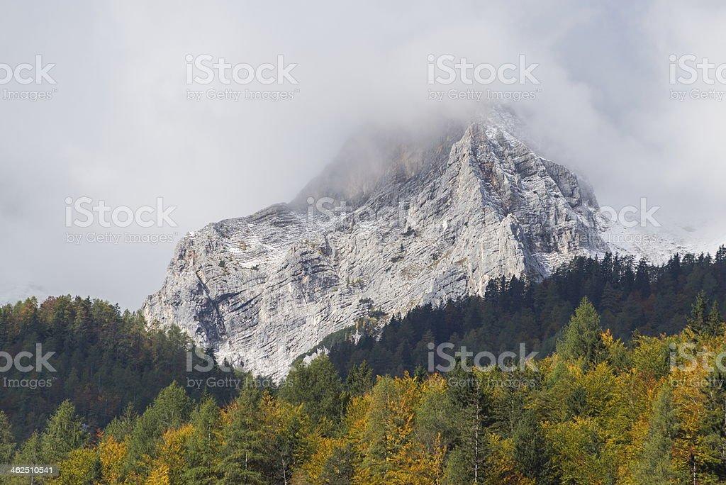 Mt. Oltar royalty-free stock photo