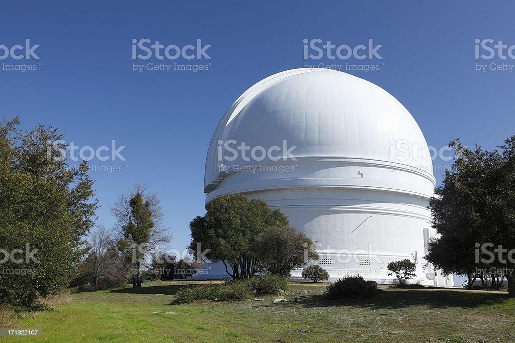Mt. Palomar stock photo