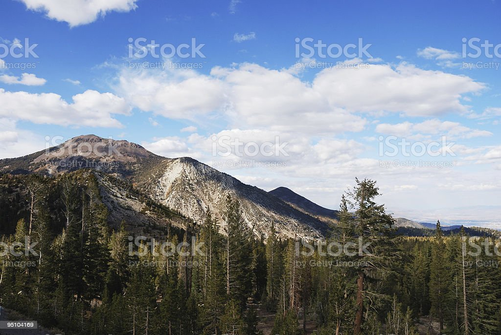 Mt. Rose royalty-free stock photo