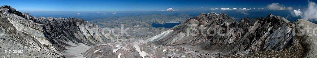 Mt. St. Helens, WA stock photo