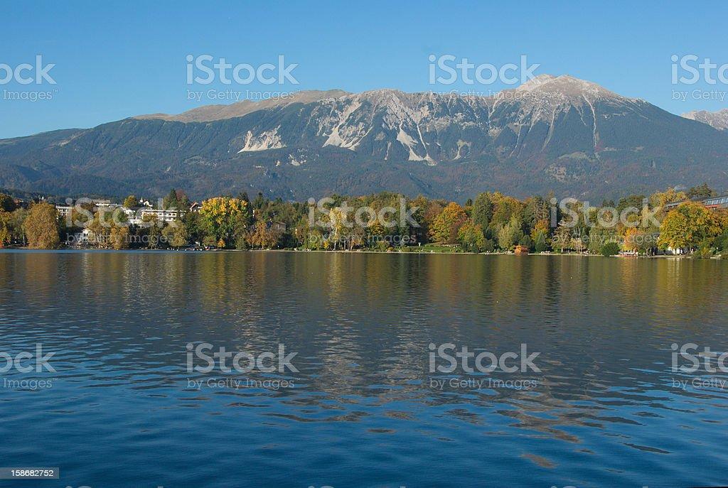 Mt. Stol stock photo