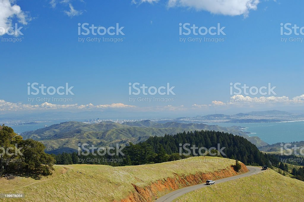 Mt. Tamapalais stock photo