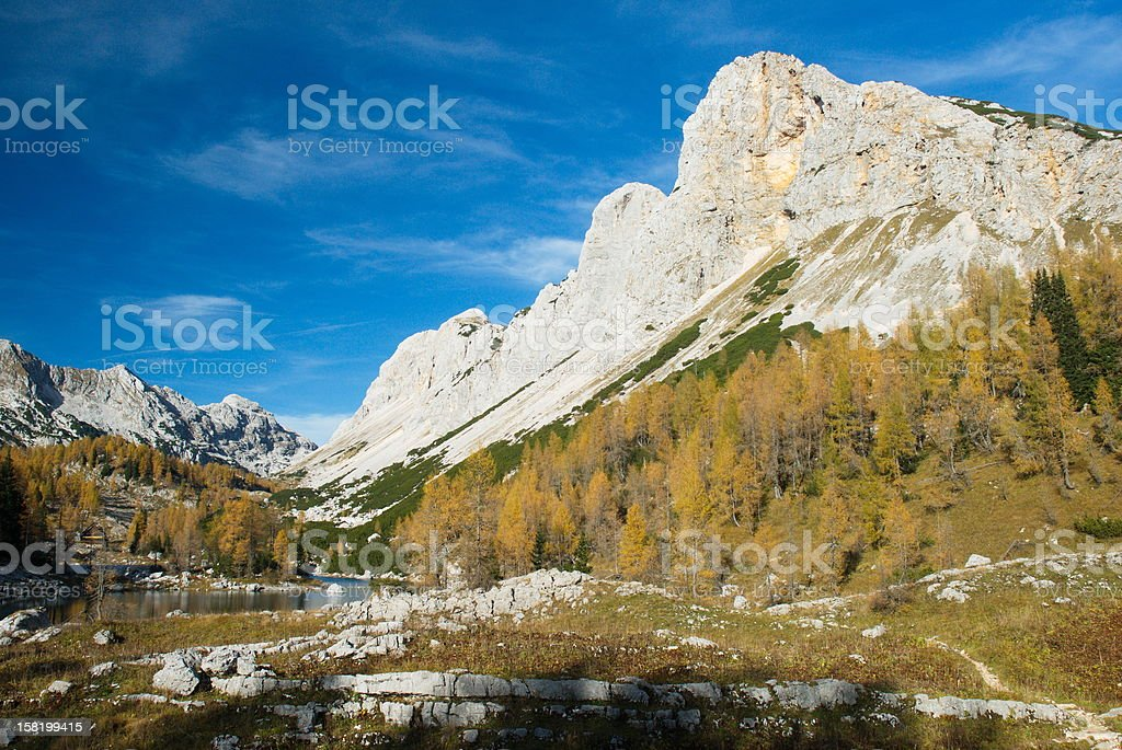 Mt. Ticarica royalty-free stock photo