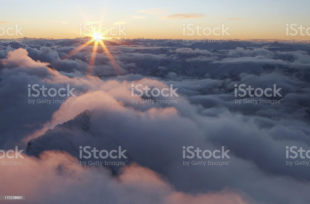 Mt. Zugspitze 2 royalty-free stock photo