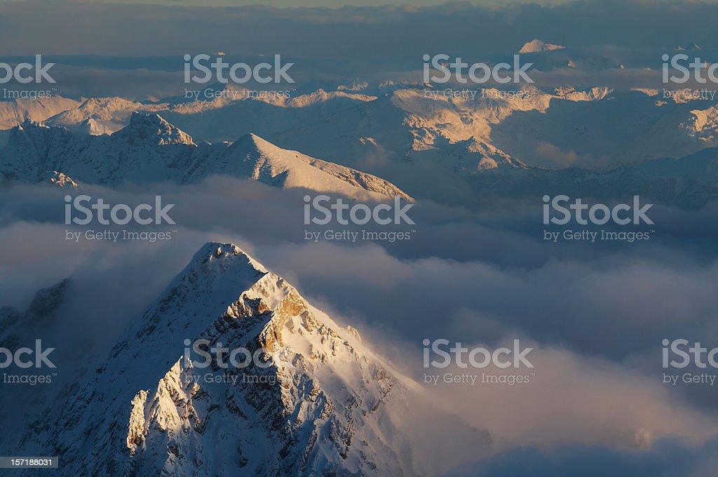 Mt. Zugspitze 6 - Bavaria Germany royalty-free stock photo