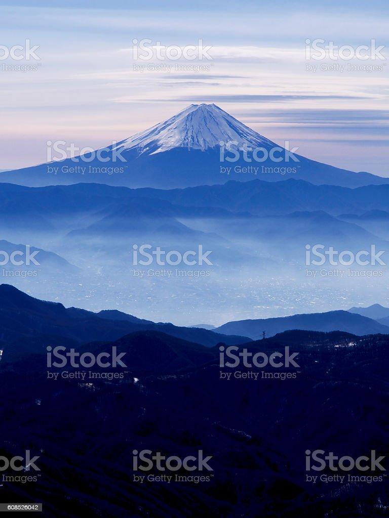 Mt,Fuji stock photo