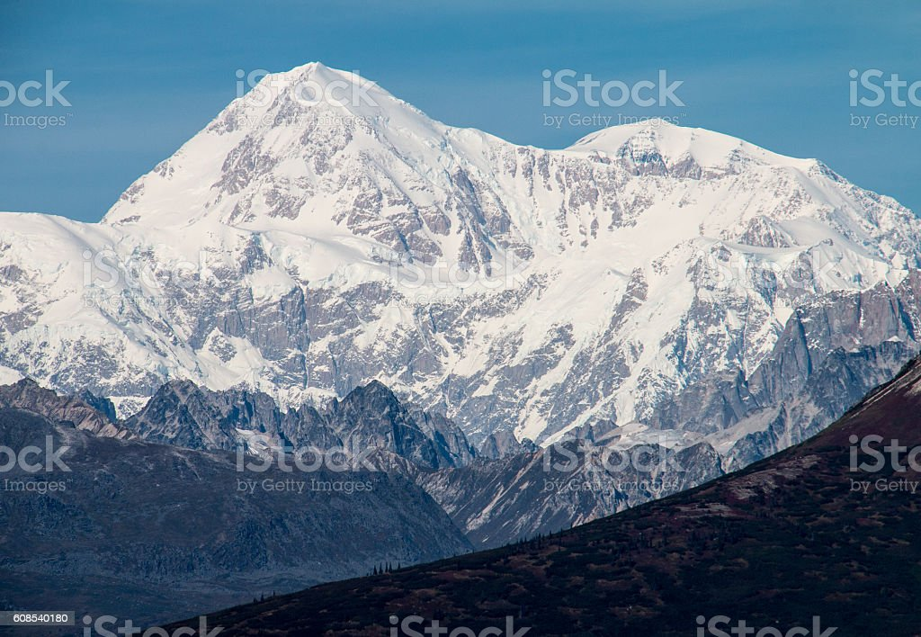 Mtn Denali stock photo