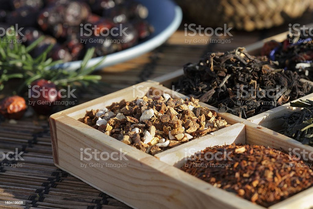 Mu Tea royalty-free stock photo