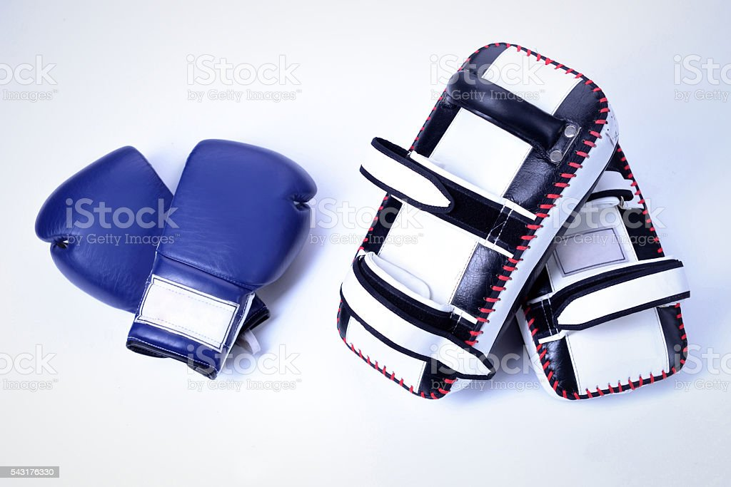 muay thai punching object gear martial Arts boxing glove sports...