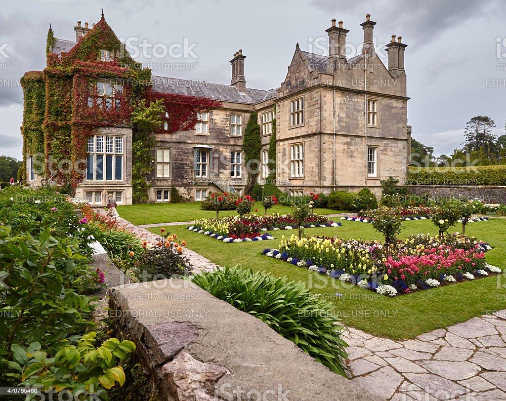 Muckross House, Killarney stock photo