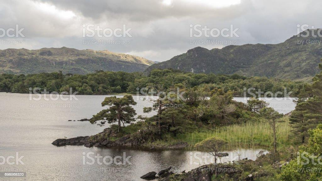 Muckross Lake stock photo