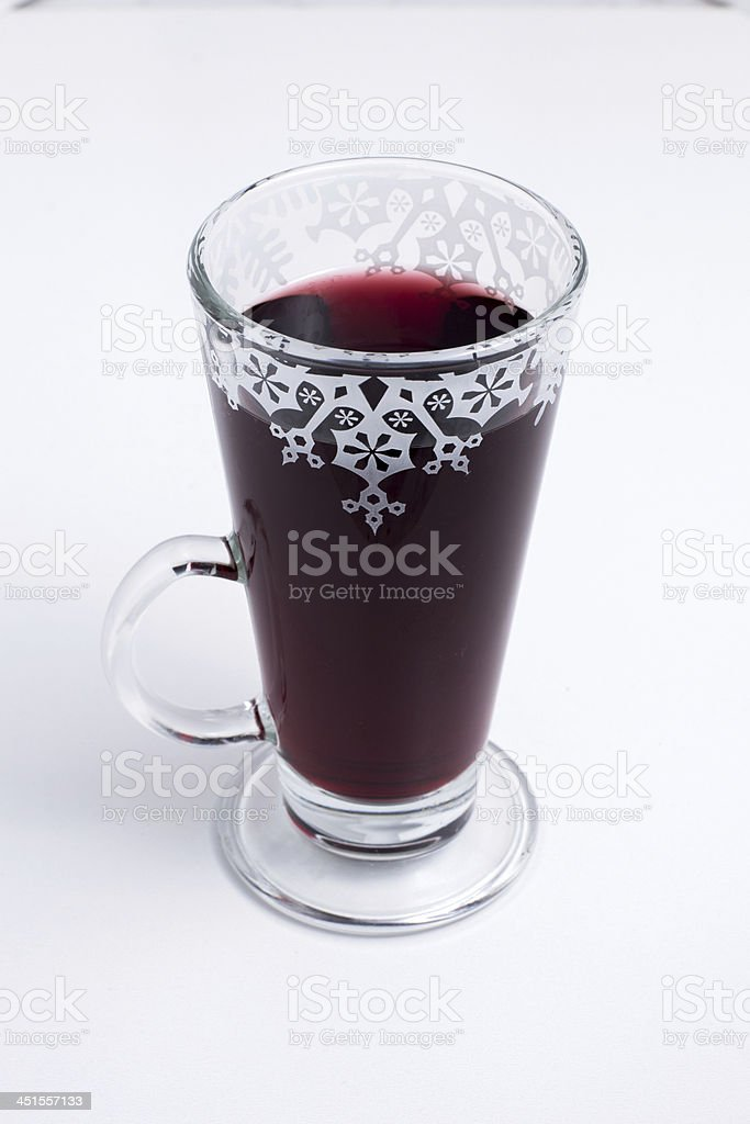 muddle wine royalty-free stock photo