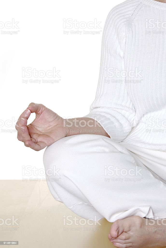 Mudra stock photo